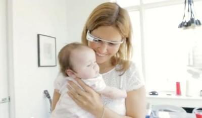 Google Glass Bantu Ibu Pantau Bayi BaruLahir