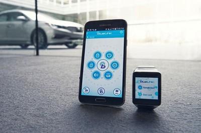 Hyundai Luncurkan Aplikasi Blue Link Untuk Android Wear, Mampu Cari Mobil VoiceCommand