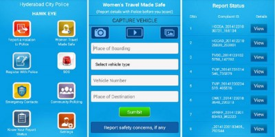 Kepolisian di Negara Ini Rilis Aplikasi Mobile Untuk Jaga Keselamatan Wanita diPerjalanan