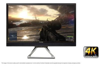 ViewSonic Hadirkan Monitor Gaming dan Hiburan Berukuran 28Inchi